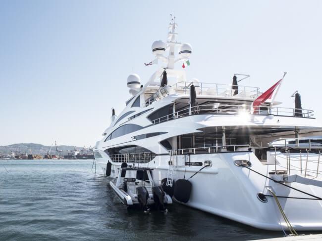 Pneumatic Doors, yacht
